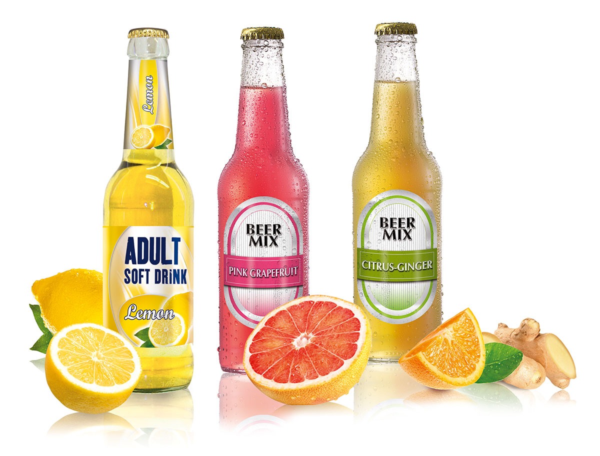 Fruity Soft Drink