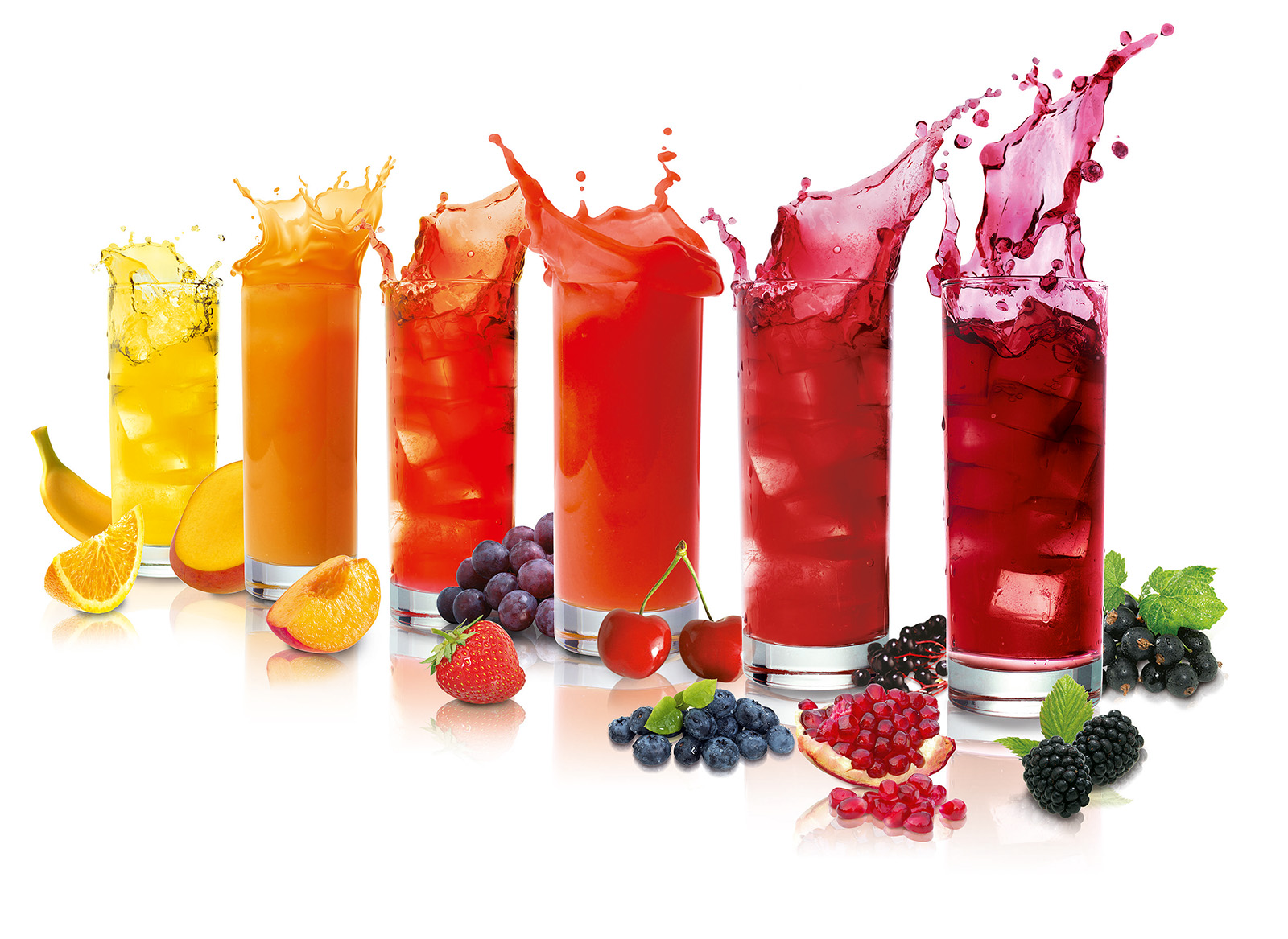 A wide spectrum of colors for beverages | Wild